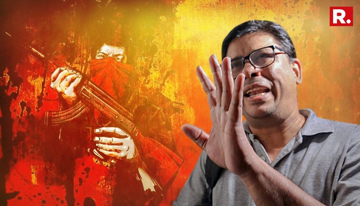 CARTOONIST AND ACTIVIST ARUN FERREIRA DETAINED FOR NAXAL CONNECTIONS. HERE'S ALL YOU NEED TO KNOW ABOUT HIM