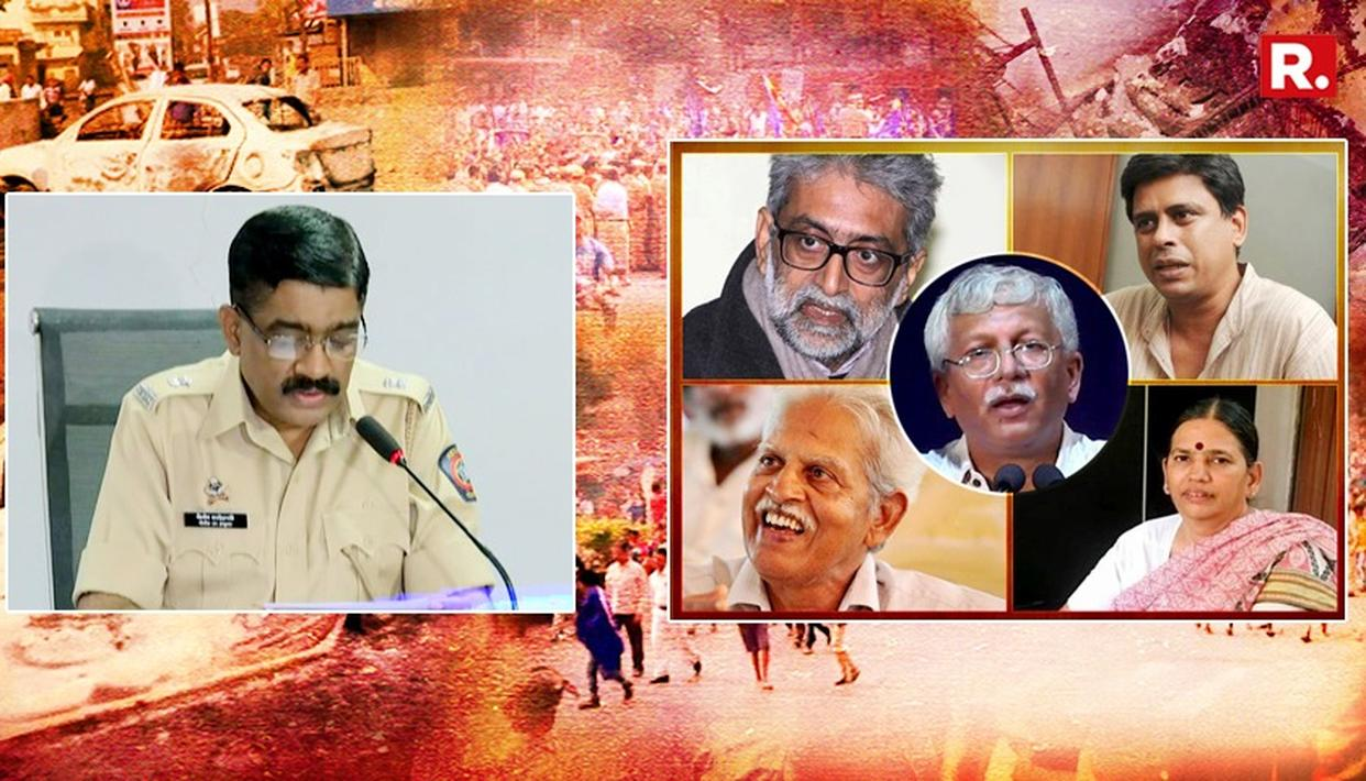 PUNE POLICE REITERATE ACTIVISTS ROLE WITH MAOISTS