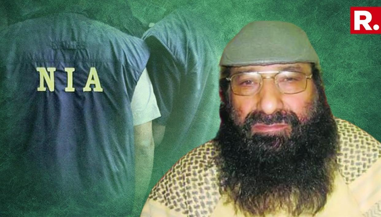 HM CHIEF'S SON ARRESTED BY NIA