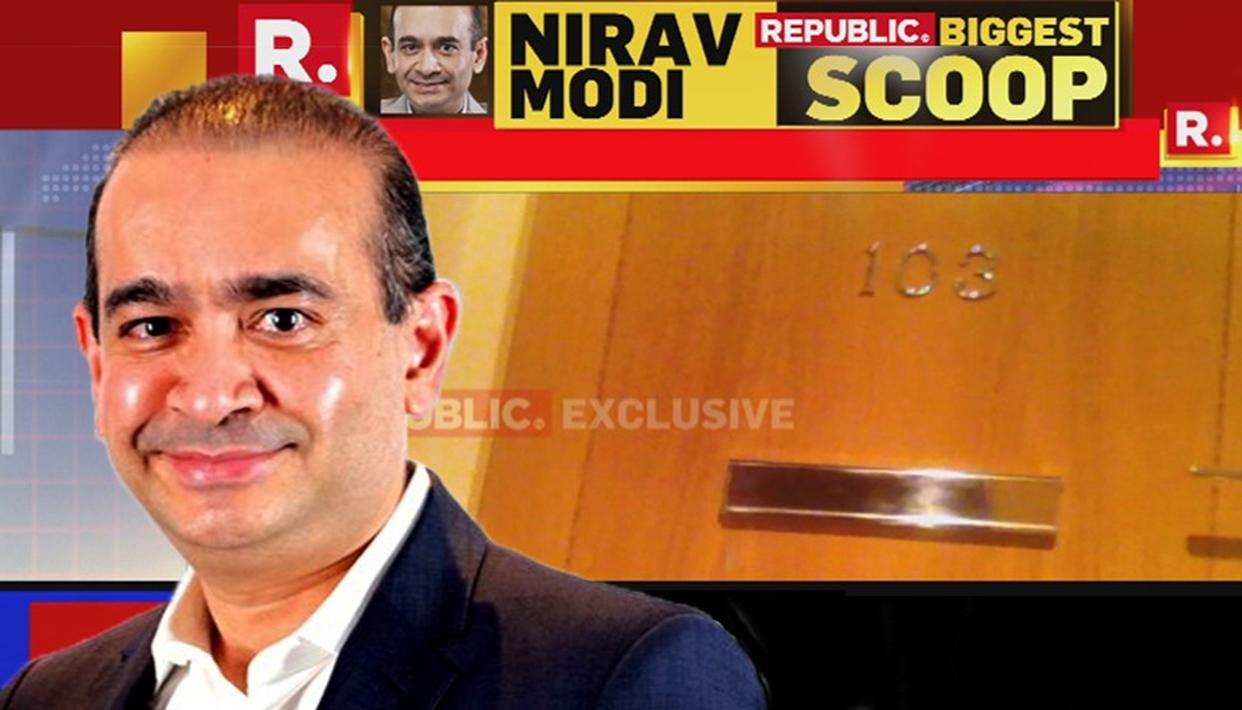NIRAV SCOOP: LONDON ADDRESSES TRACKED DOWN, SECURITY STUNG. HERE'S HOW
