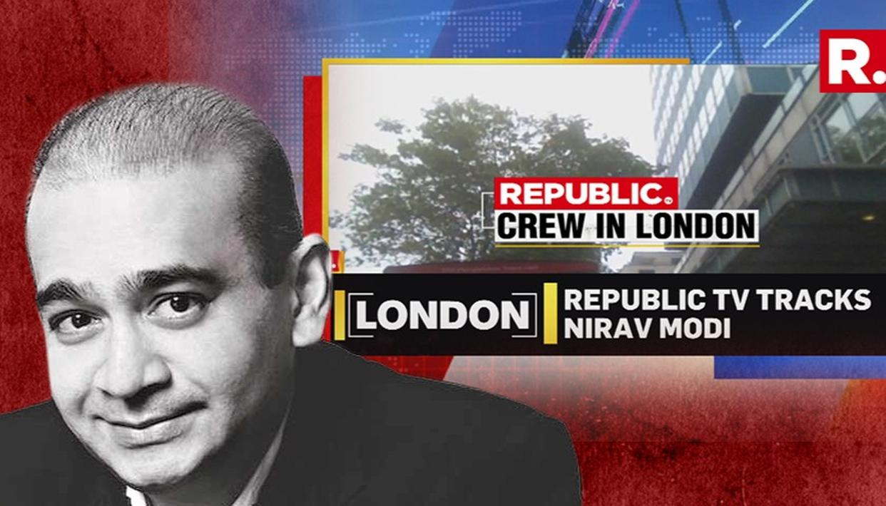 HERE'S WHAT WE KNOW ABOUT NIRAV'S LONDON LIVING