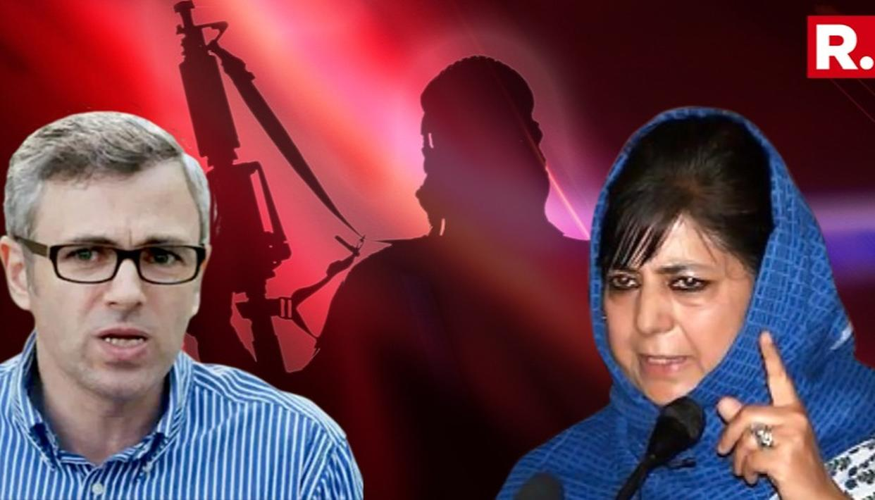 MEHBOOBA JUSTIFIES KASHMIR ABDUCTIONS; TARGETS FORCES