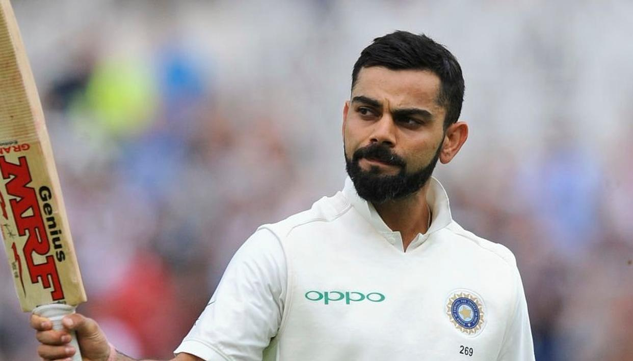 KOHLI SECOND FASTEST TO 6000 TEST RUNS