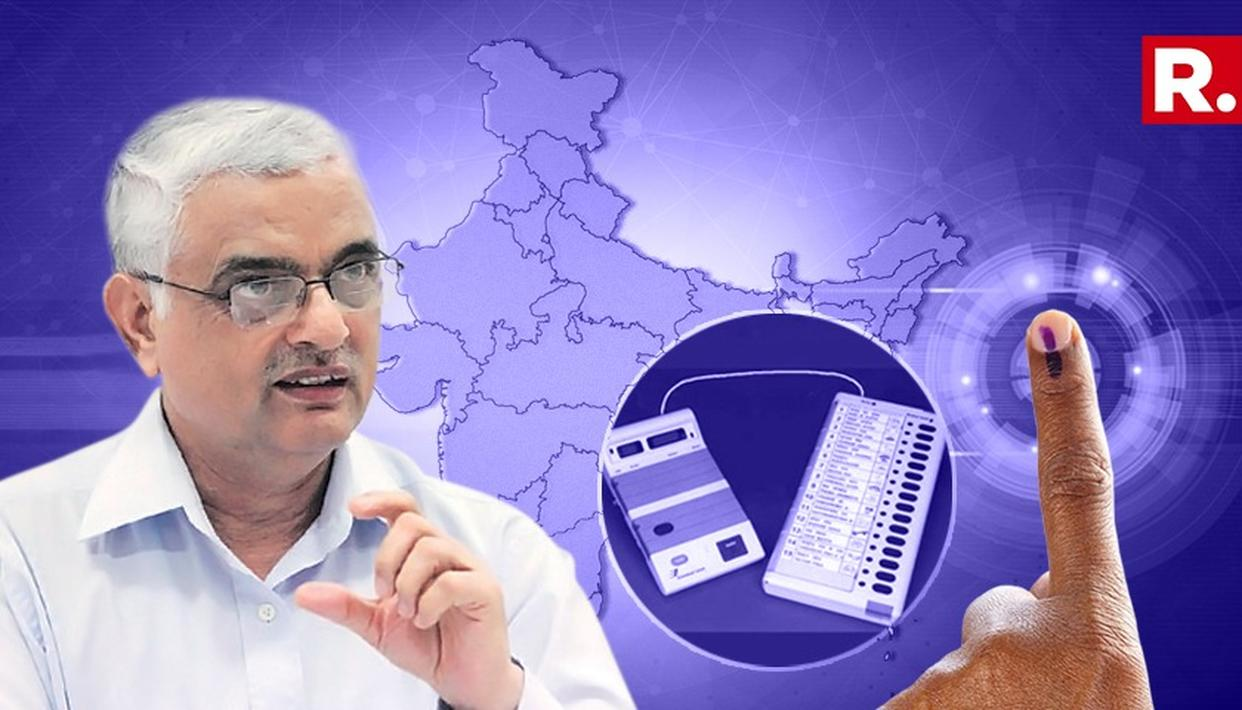 'DISCUSSIONS BEING CARRIED OUT FOR SIMULTANEOUS ELECTION': CEC O.P. RAWAT
