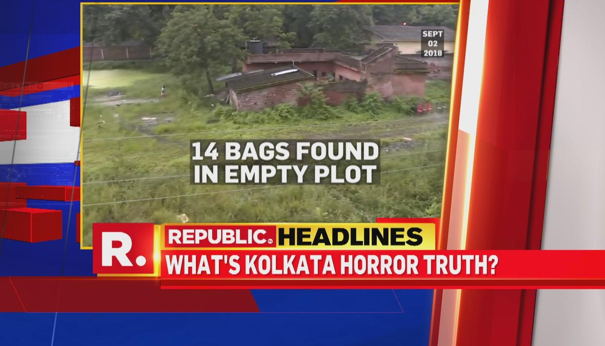 KOLKATA HORROR: NOT FETUSES BUT MEDICAL WASTE, CLAIMS KOLKATA POLICE
