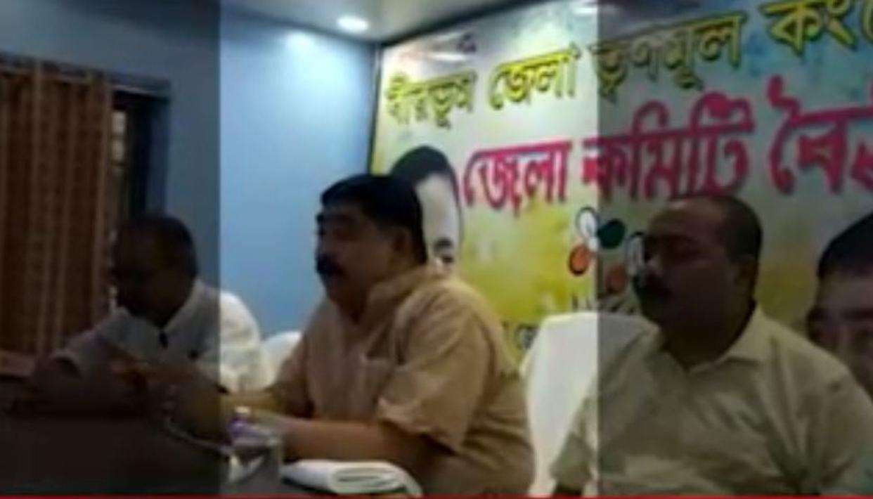 WATCH: 'GET REBEL FRAMED AND ARRESTED', TMC LEADER CAUGHT THREATENING ON TAPE