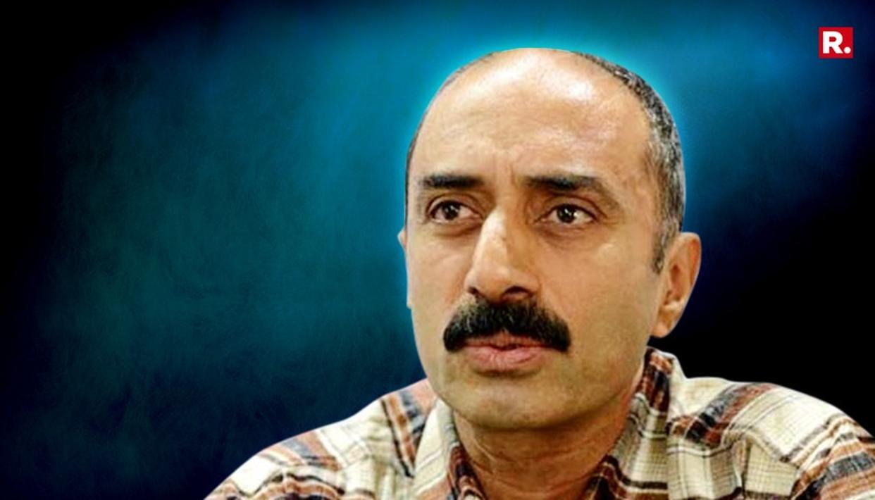 FORMER IPS OFFICER SANJIV BHATT ARRESTED