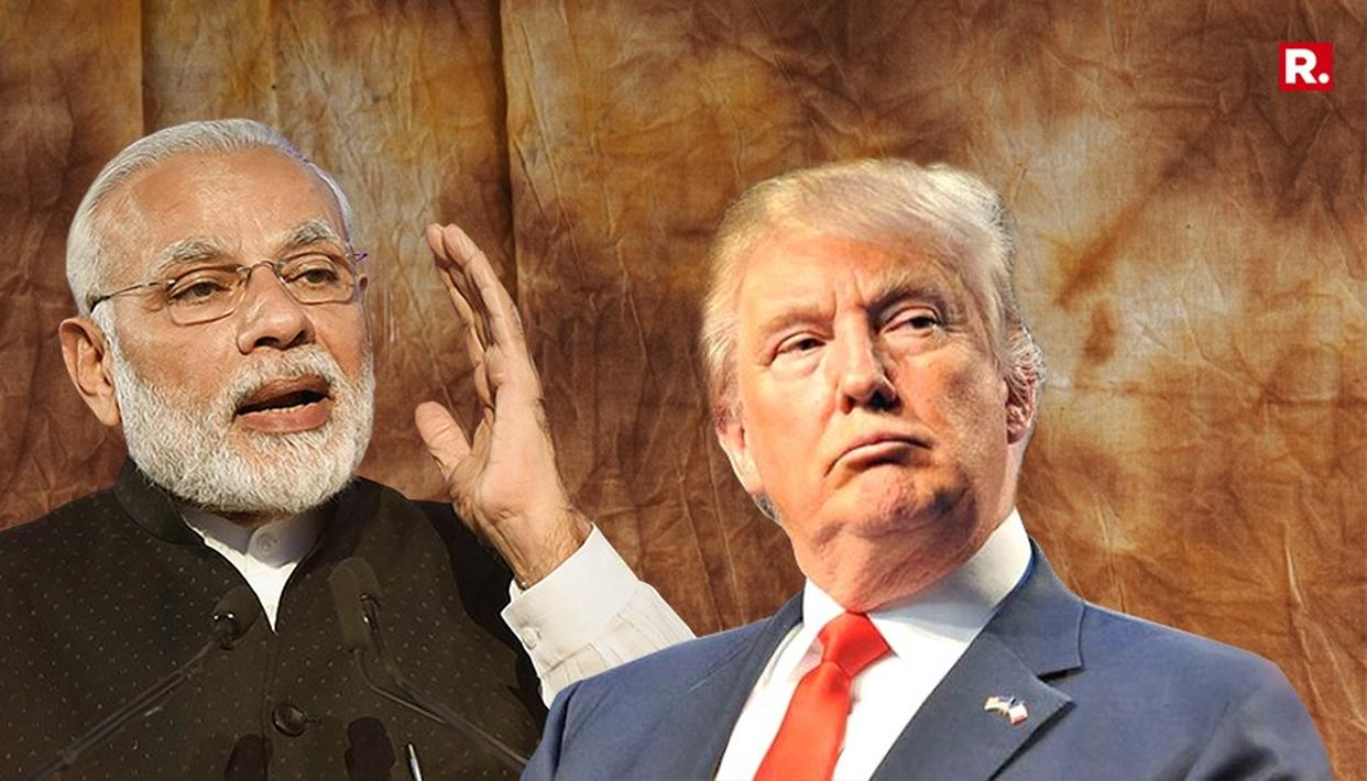 DIFFICULT TRIANGULATION OVER NEXT TWO DAYS AS INDIA-US HOLD FIRST 2+2