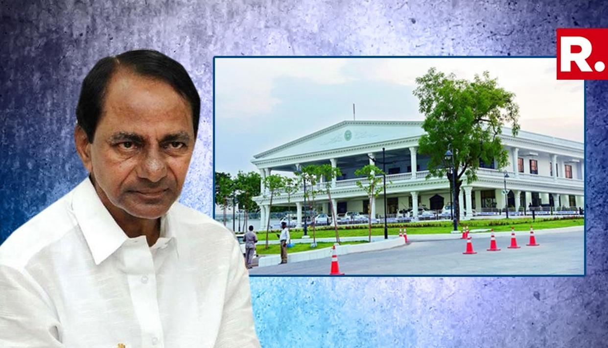 KCR'S BIG POLITICAL GAMBIT: TELANGANA ASSEMBLY DISSOLVED