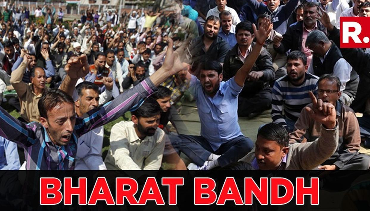 BHARAT BANDH | LIVE UPDATES