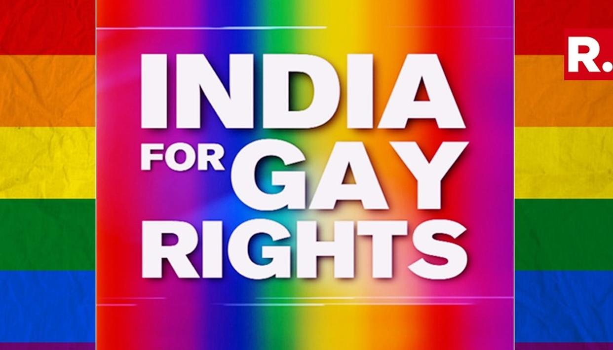 INDIA REJECTS 377: GAY SEX NOT A CRIME ANYMORE, HOLDS SC