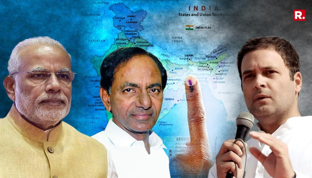 WILL KCR'S TELANGANA GAMBIT LEAD TO EARLY LOK SABHA POLLS?
