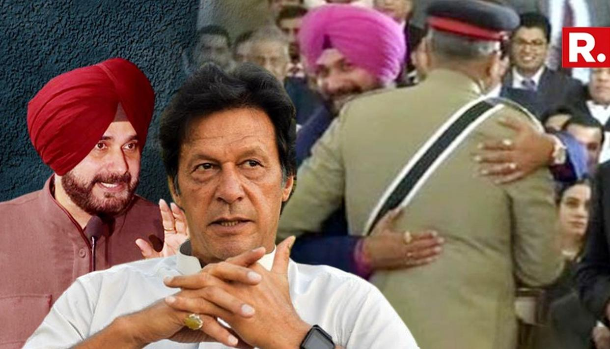 PAK THREATENS INDIA, SIDHU SINGS PAENS