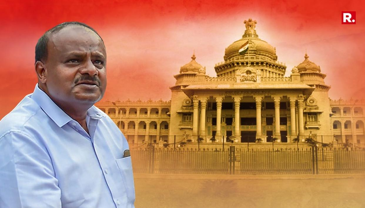 CONGRESS MP DK SURESH SAYS 'BJP USING IT, ED, CBI TO TOPPLE KUMARASWAMY GOVERNMENT'