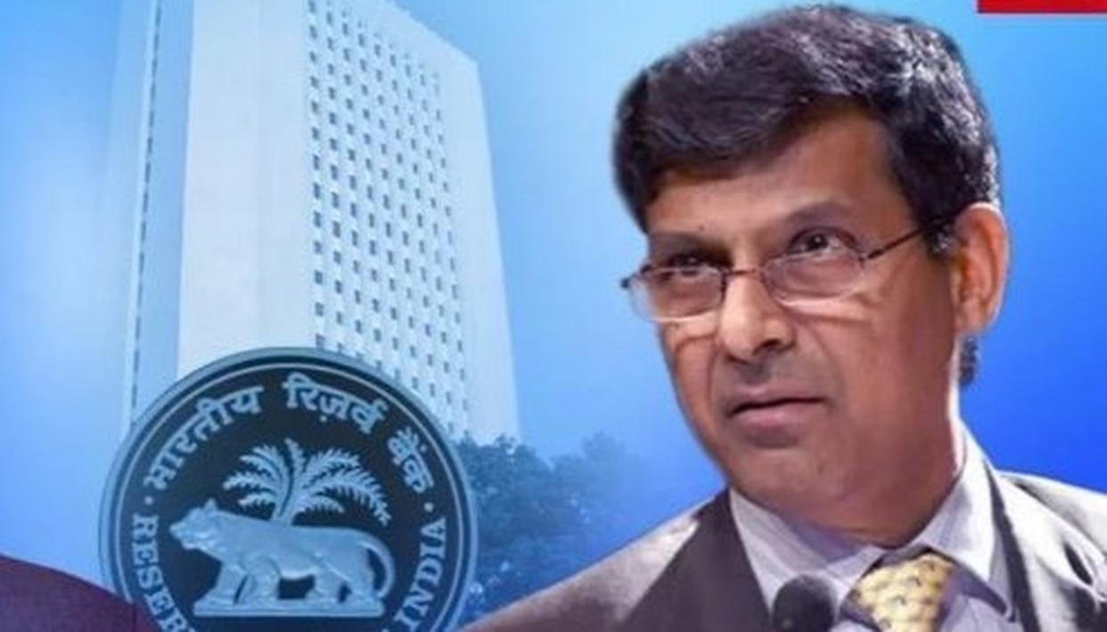 RAJAN HITS BACK AT NITI AAYOG VC
