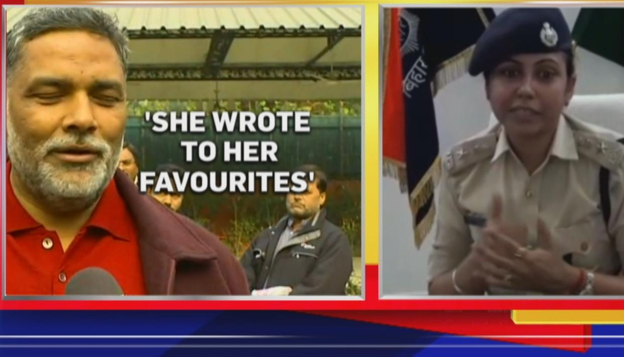 LADY OFFICER RESPONDS TO PAPPU YADAV'S SEXISM; LEAVES HIM SILENCED