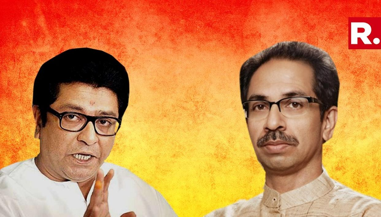 RAJ THACKERAY COMPARES SHIV SENA WITH 'A BREED OF DOG THAT DOEST NOT KNOW WHERE TO LOOK'