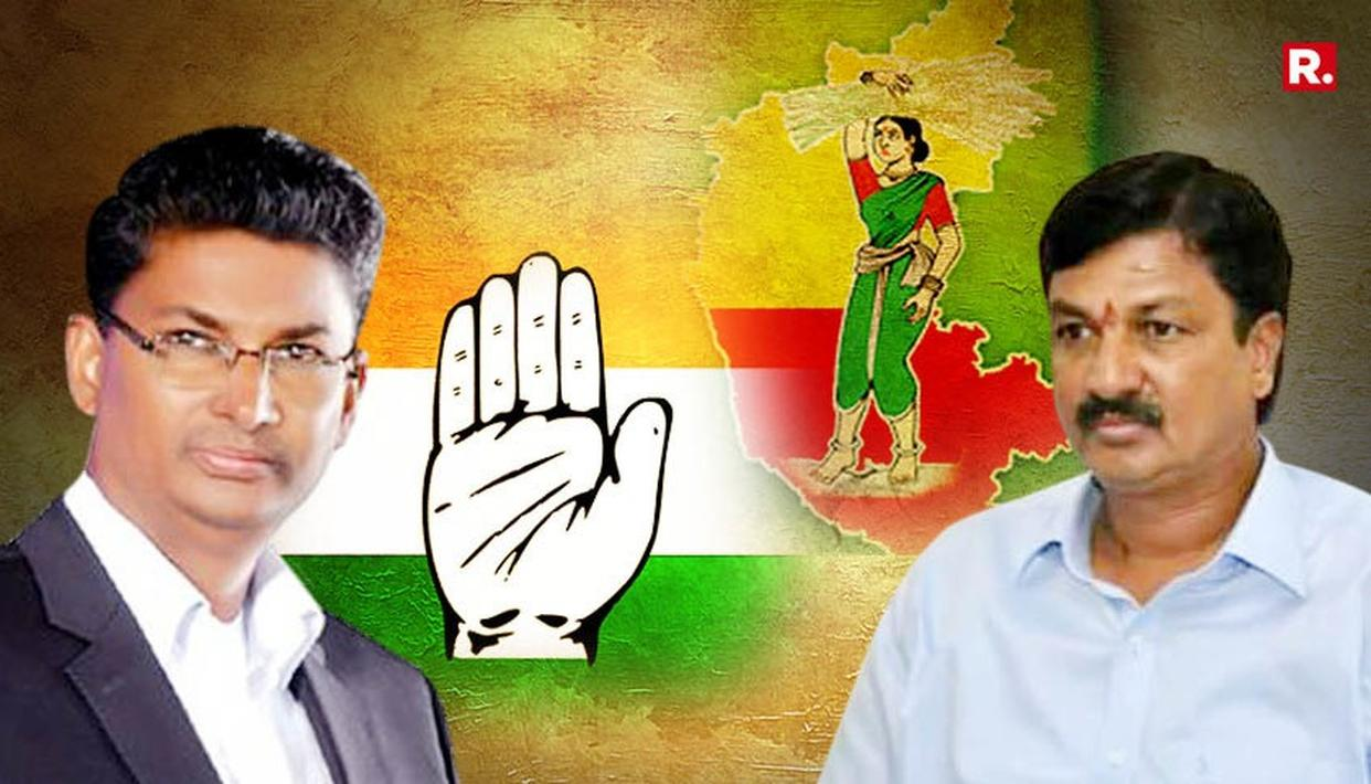 'TROUBLE FOR JD(S)-CONGRESS PARTY AS JARKIHOLI BROTHERS ARE UNHAPPY