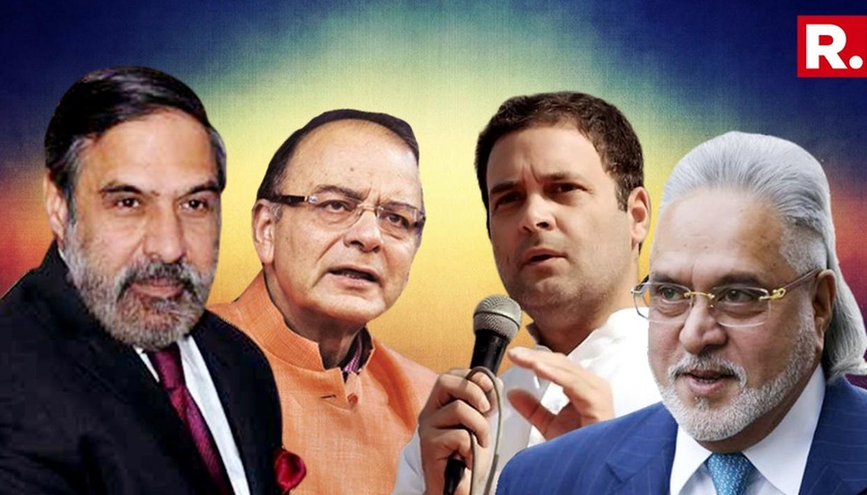 आनंद शर्मा का केंद्र पर निशाना, कहा- सरकार को पता था विजय माल्या देश से भाग रहा है ..