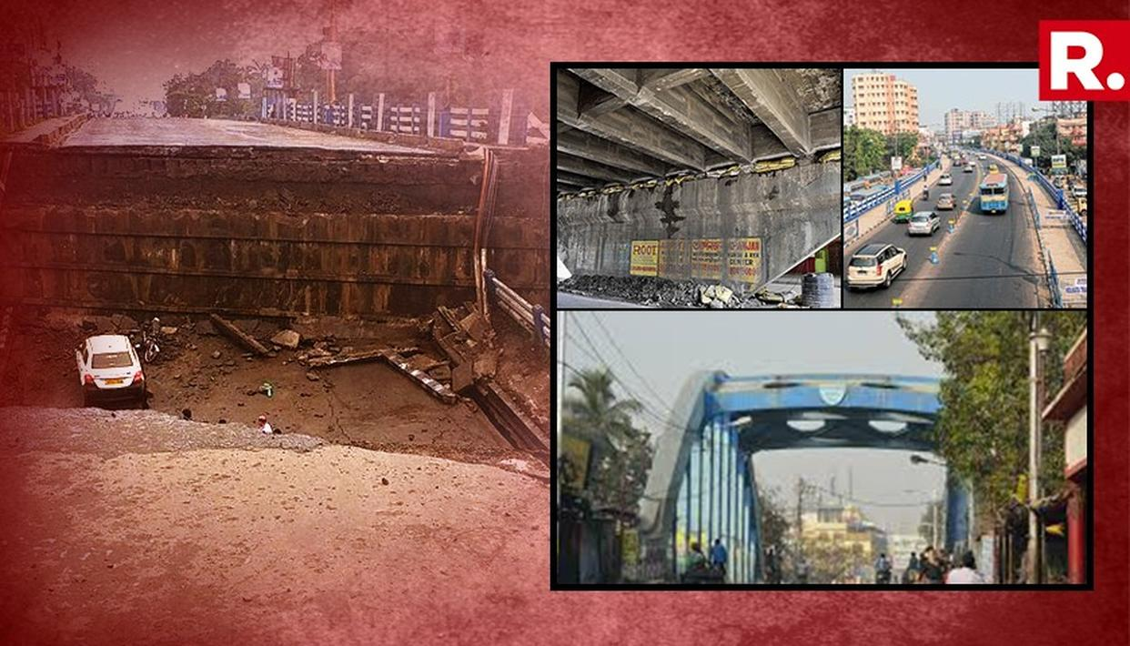 "KOLKATA BRIDGE COLLAPSE: PWD'S LIST OF 7 ""MOST VULNERABLE"" BRIDGES"