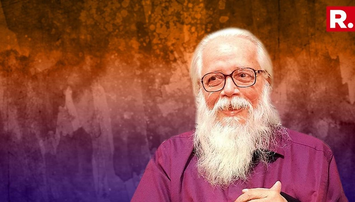 "ISRO SPY VERDICT: NAMBI NARAYANAN ""UNFAIRLY ARRESTED AND HARRASED"" SAYS SC"