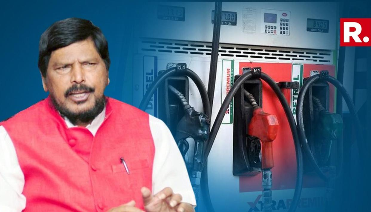 ATHAWALE ISSUES MEEK EXPLANATION FOR FUEL PRICE COMMENTS