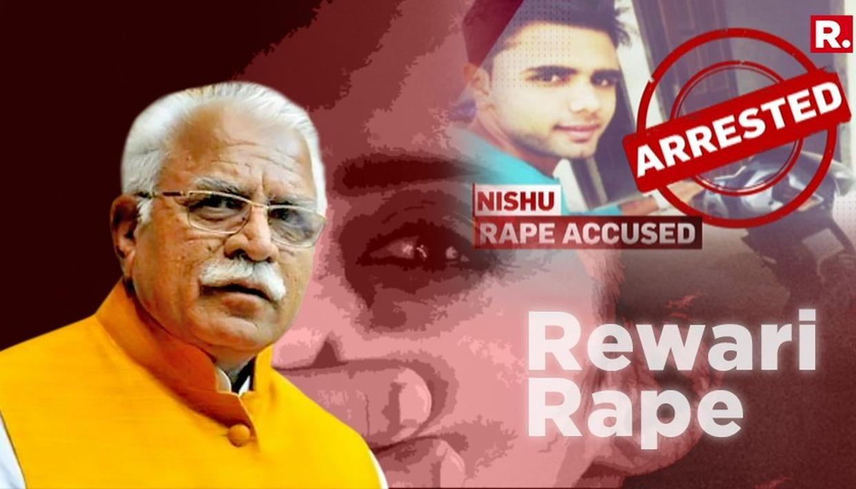 REWARI GANGRAPE: 2 OF 3 ACCUSED ON THE RUN; SIT PROUD, KHATTAR SILENT