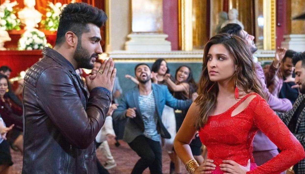 WATCH: ARJUN KAPOOR AND PARINEETI CHOPRA'S NEW SONG FROM 'NAMASTE ENGLAND'