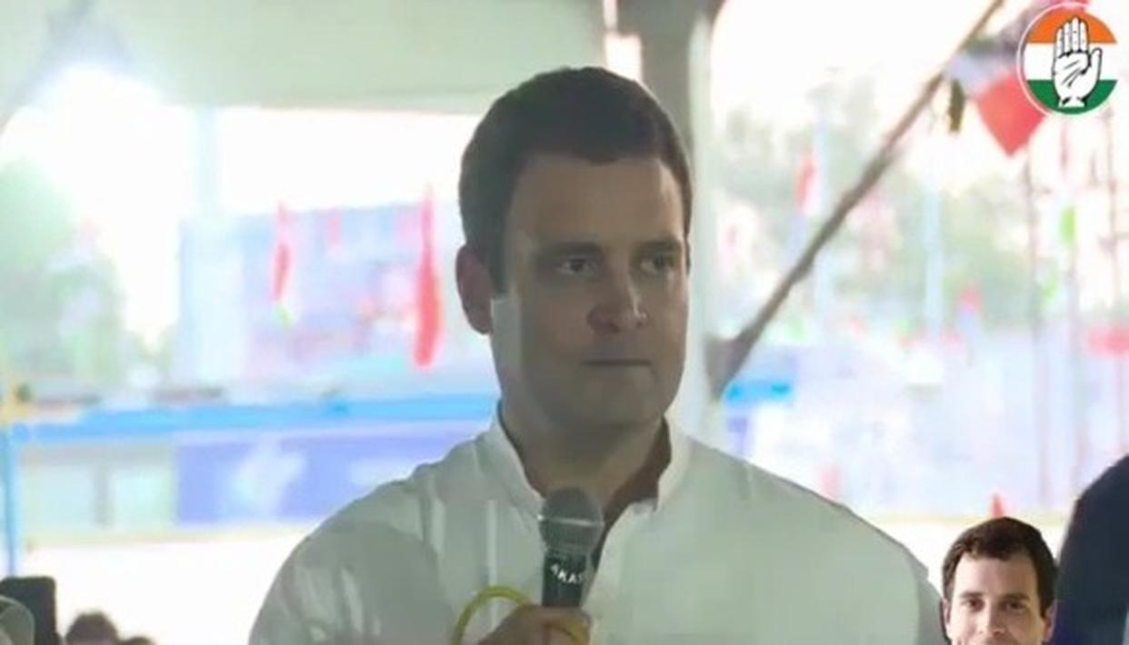 RAHUL BLANKS OUT WHEN ASKED ABOUT KAILASH MANSAROVAR