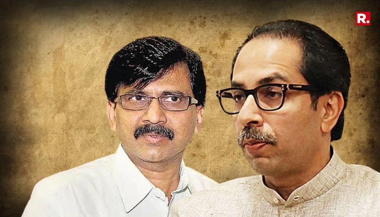 HOW UDDHAV LEARNT A LESSON AND APPOINTED RAUT