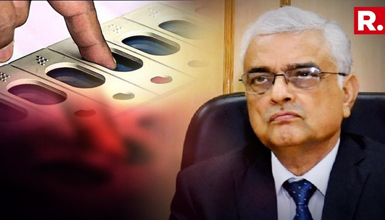 CEC SLAMS CONG'S 'FAKE VOTERS' THEORY
