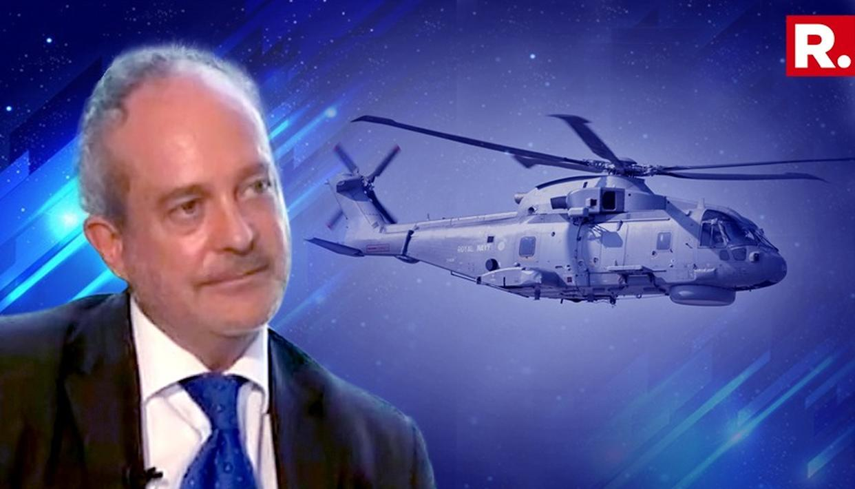 END OF THE ROAD FOR AGUSTA MIDDLEMAN MICHEL?