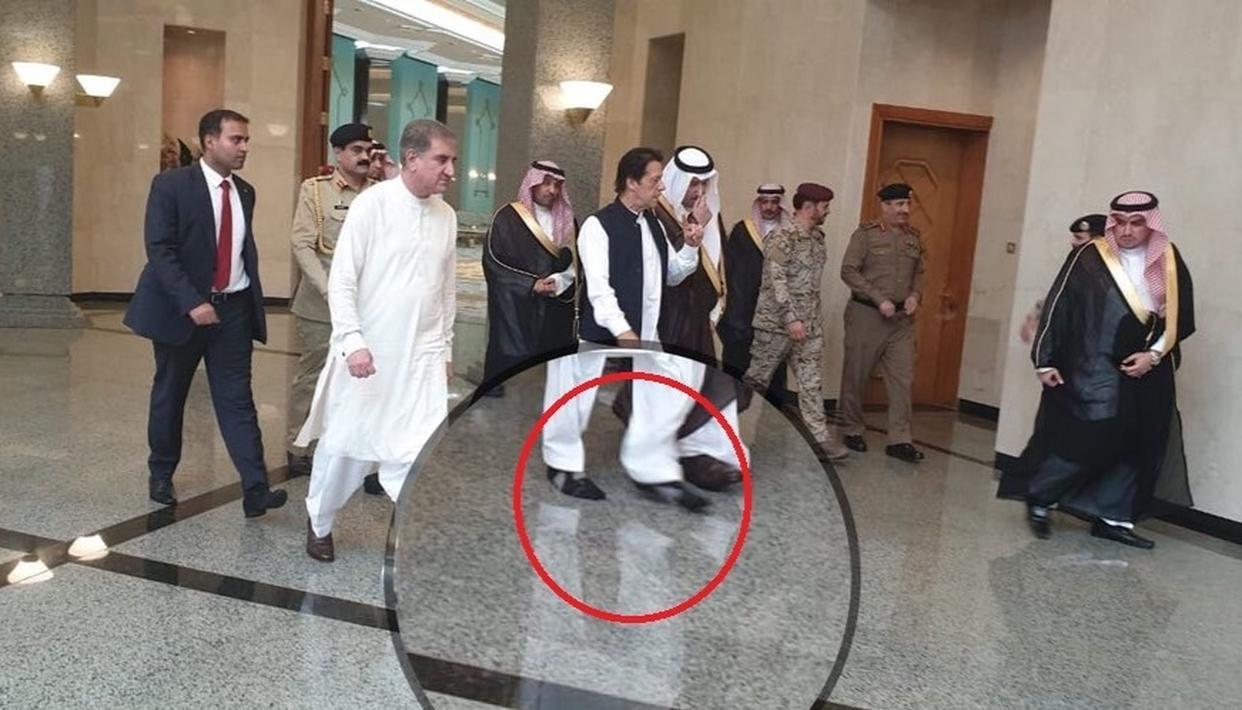 बिना जूते के सऊदी अरब में भटके इमरान खान... ये उनकी बेगम बुशरा के टोटके !