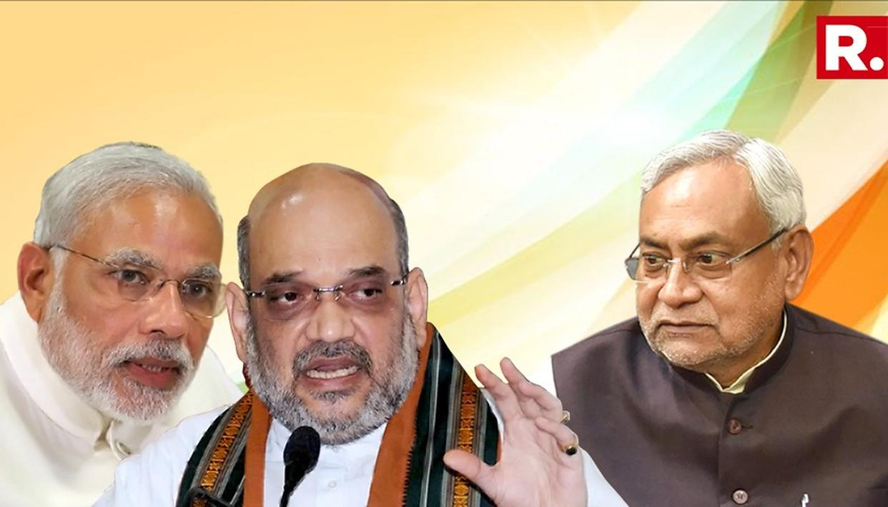 EXCLUSIVE: JDU BARGAINS HARD WITH BJP FOR EQUAL SEATS IN 2019 ELECTIONS