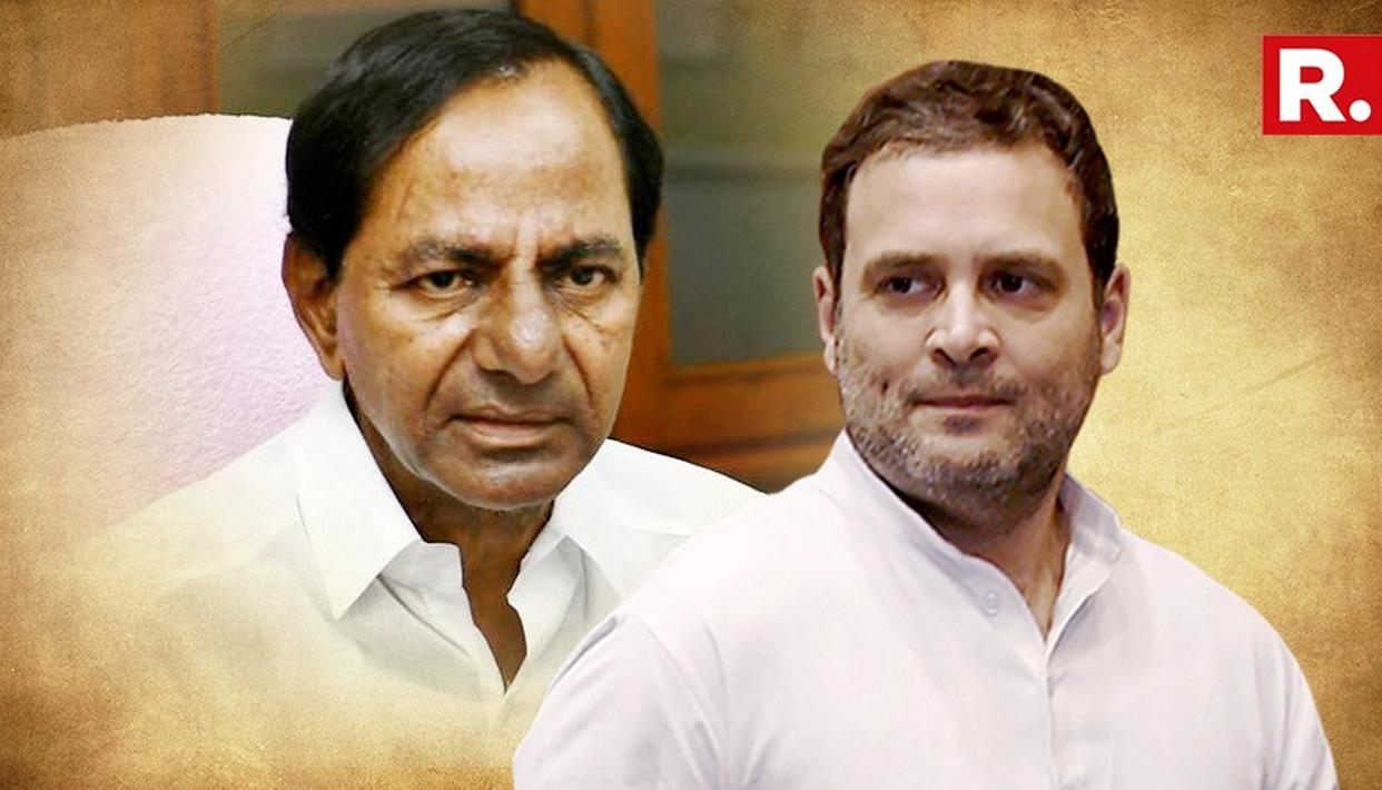CONGRESS, TRS PREPARE FOR UPCOMING TELANGANA ELECTIONS