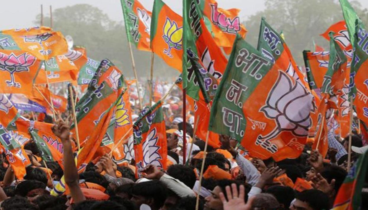 BJP RELEASES FIRST LIST OF 380 CANDIDATES FOR ULB POLLS IN J-K