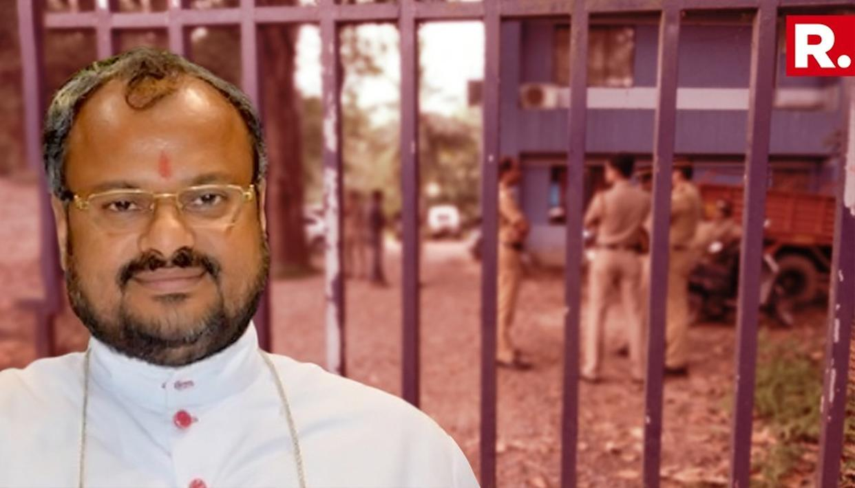 KERALA NUN RAPE CASE: BISHOP FRANCO'S INTERROGATION REACHES DAY 3