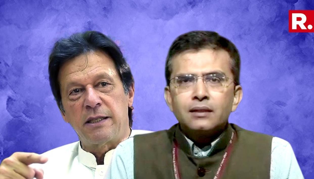 भारत-पाक मीटिंग हुई रद्द, रवीश कुमार बोले- इमरान खान का असली चेहरा आया सामने ..