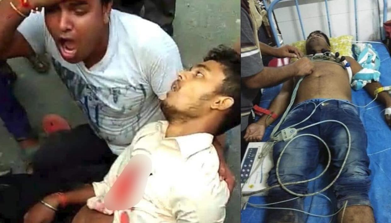 विरोध - प्रदर्शन कर रहे छात्रों पर बंगाल पुलिस ने चलाई गोली, एक की मौत दो की हालत नाजुक
