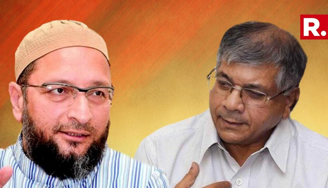 PRAKASH AMBEDKAR'S GAME FOR THE THRONE