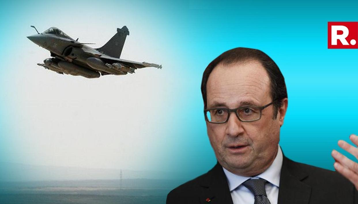 RAFALE DEAL: FRENCH GOVT, DASSAULT AVIATION CONTRADICTS HOLLANDE'S CLAIM