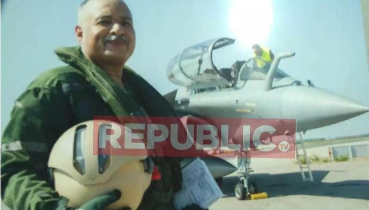 RAFALE DEAL: AIR MARSHAL NAMBIAR GIVES A THUMPS UP TO RAFAEL AIRCRAFT