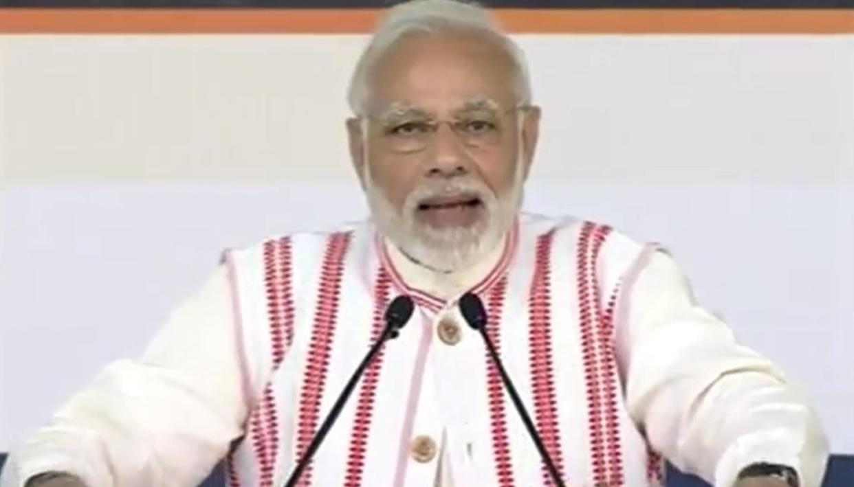 PM MODI LAUNCHES PMJAY-AYUSHMAN BHARAT