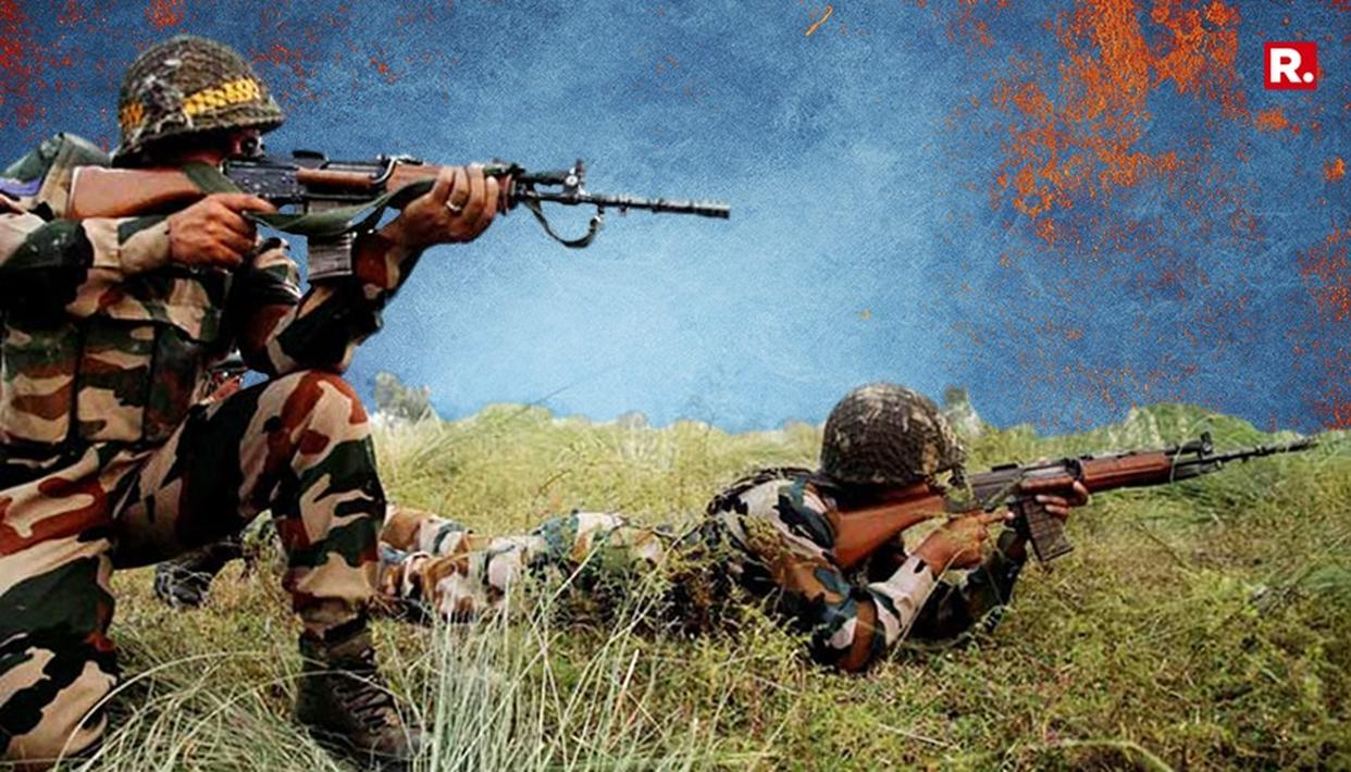 MAJOR INFILTRATION BID FOILED, FIVE TERRORISTS KILLED, JAWAN MARTYRED IN KUPWARA