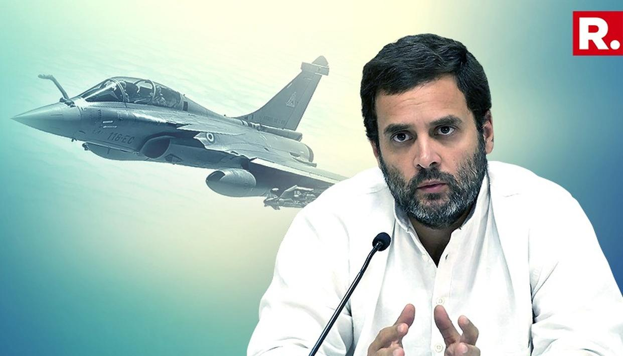 RAFALE DEAL: WHILE RAHUL GANDHI HAS BEEN BATTING FOR HAL, DASSAULT AVIATION DROPPED THE COMPANY FROM THE RAFALE DEAL IN THE UPA ERA