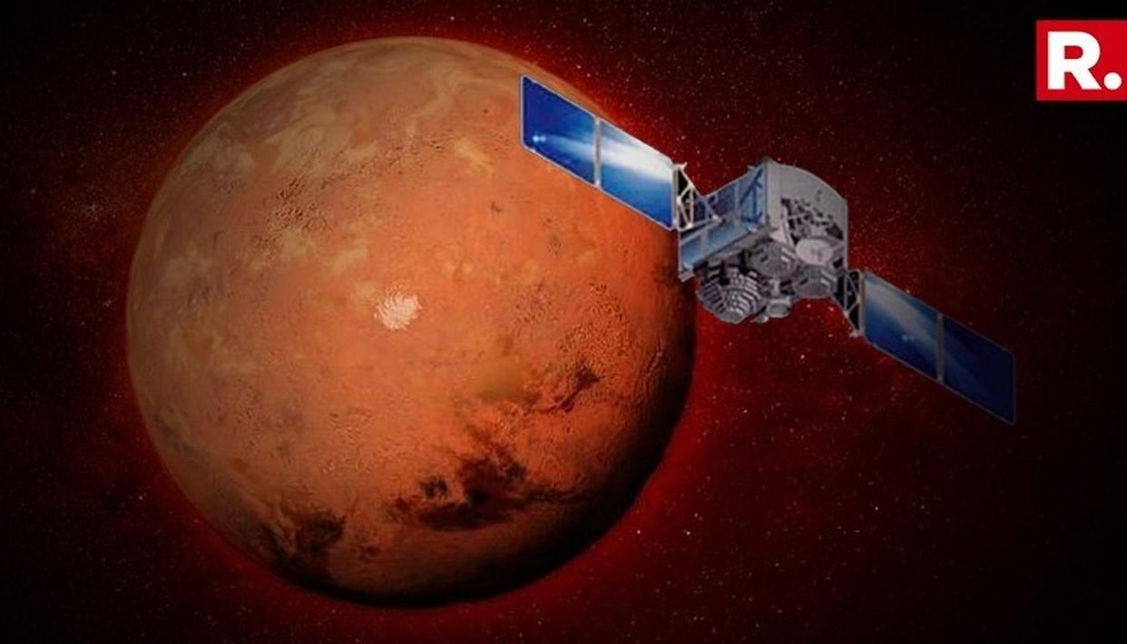 INDIA'S MARS PROBE COMPLETES FOUR YEARS IN ORBIT: ISRO
