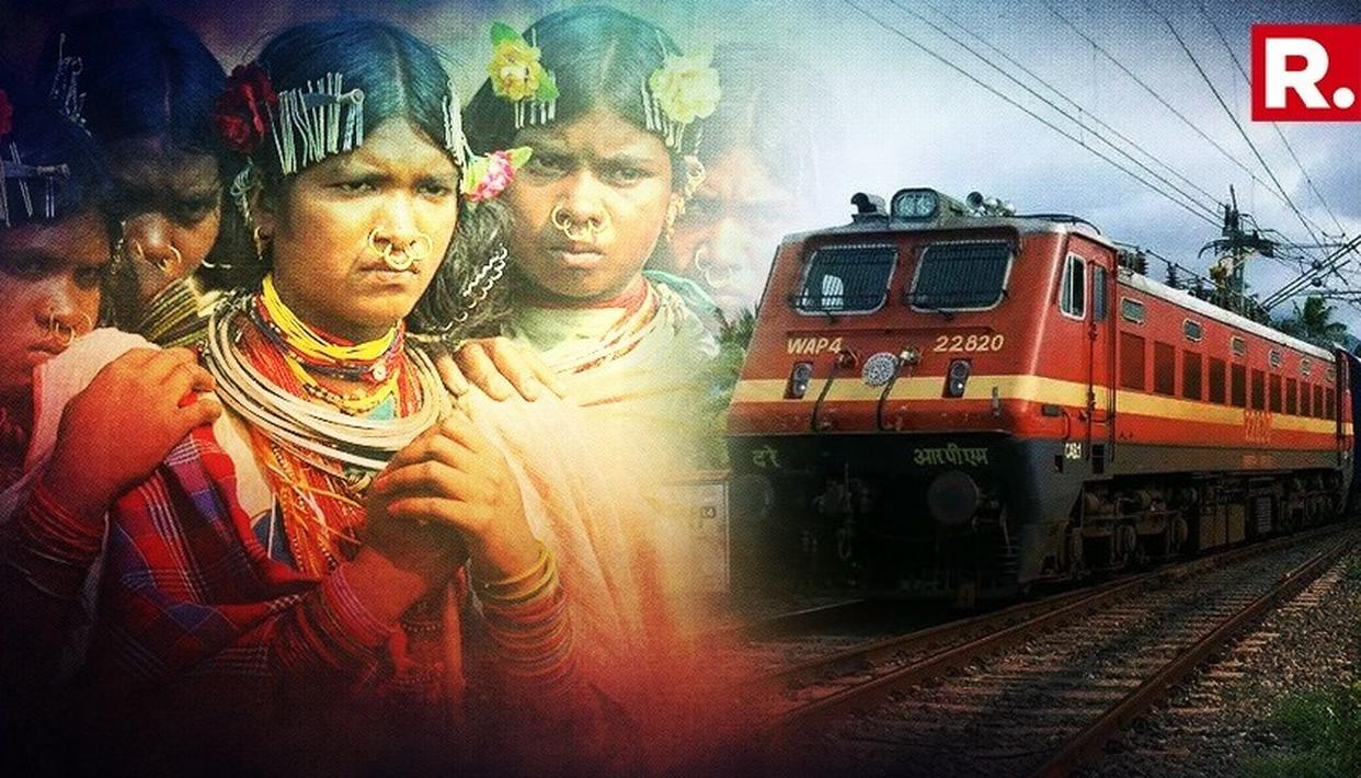 RAIL BLOCKADE BY ADIVASIS LIFTED AFTER 22 HOURS OF PASSENGER ORDEAL IN WEST BENGAL