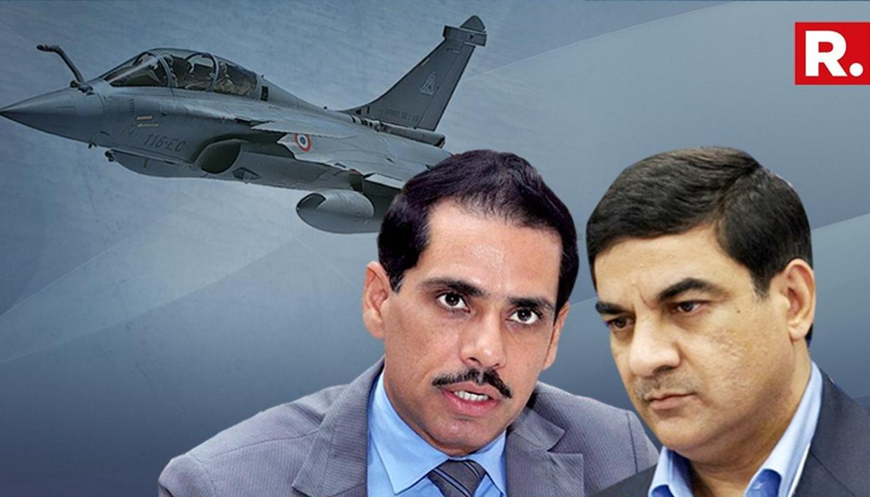 SHOCKING: VADRA FRIEND STOLE RAFALE PAPERS?