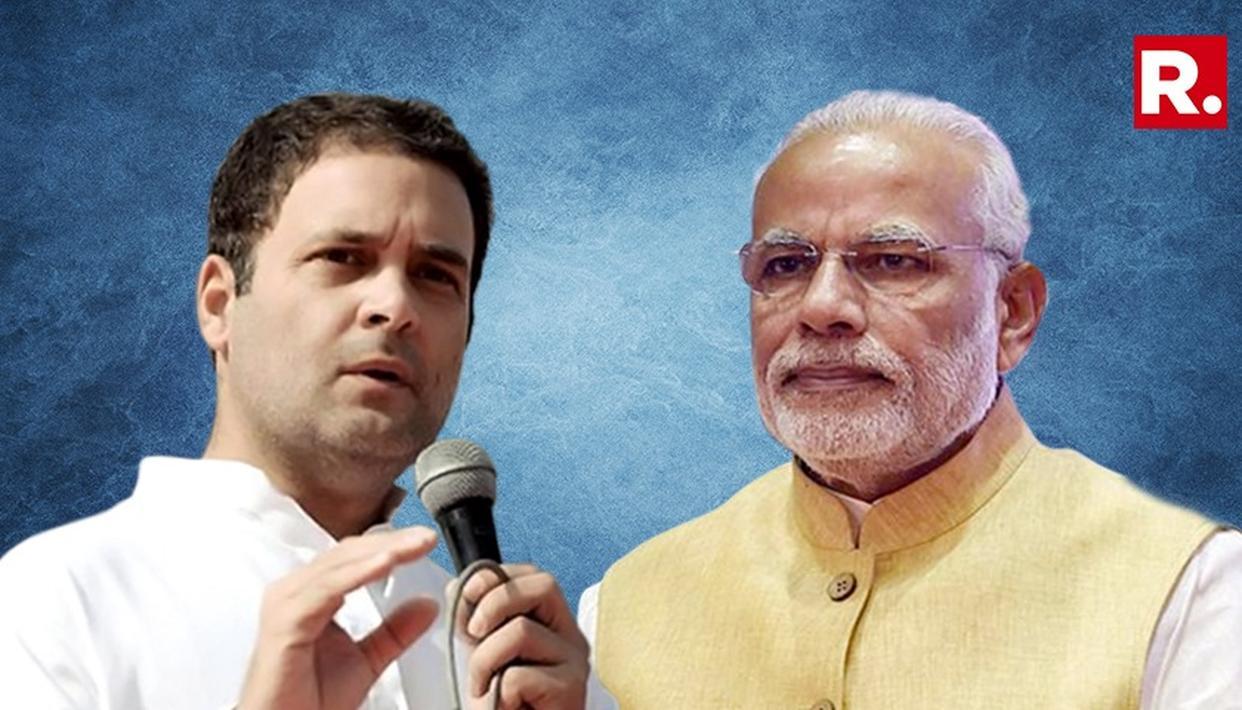 PM MODI THROWS OPEN CHALLENGE TO RAHUL GANDHI