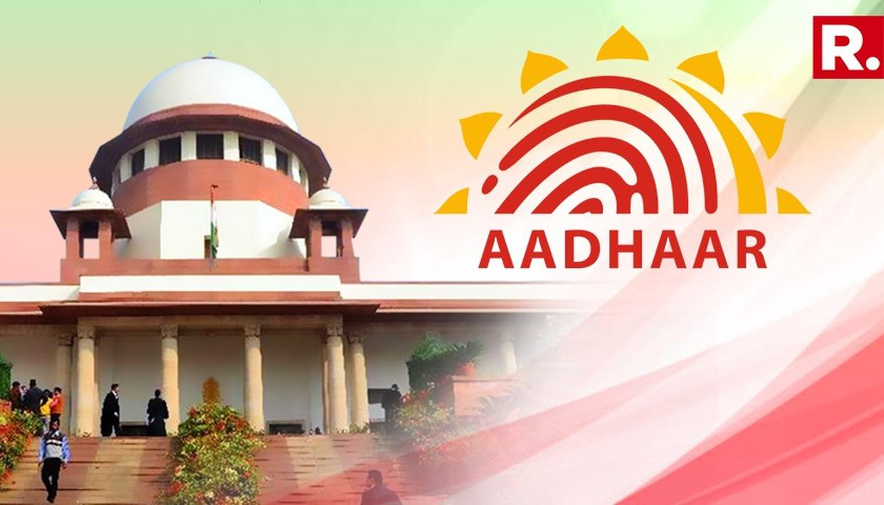 SUPREME COURT TO DELIVER JUDGMENT ON CONSTITUTIONAL VALIDITY OF AADHAAR: LIVE